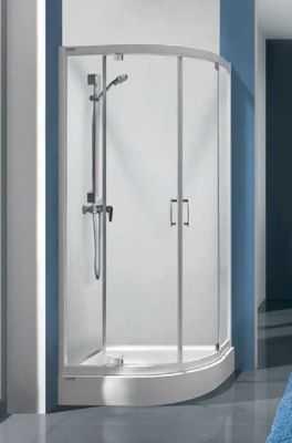 kwadratowe kabiny prysznicowe