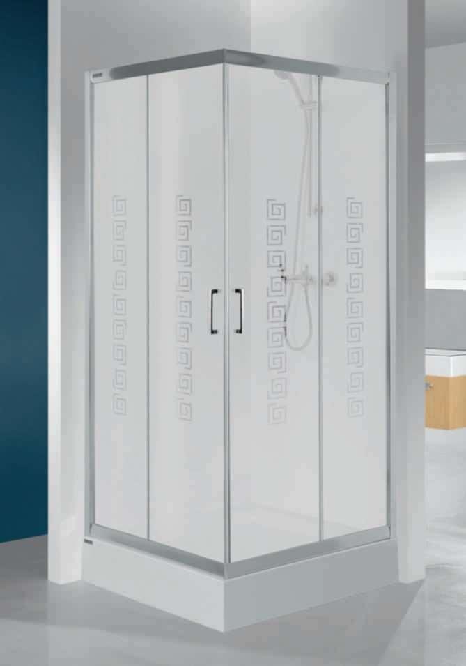 Kabiny Prysznicowe New Trendy Porta
