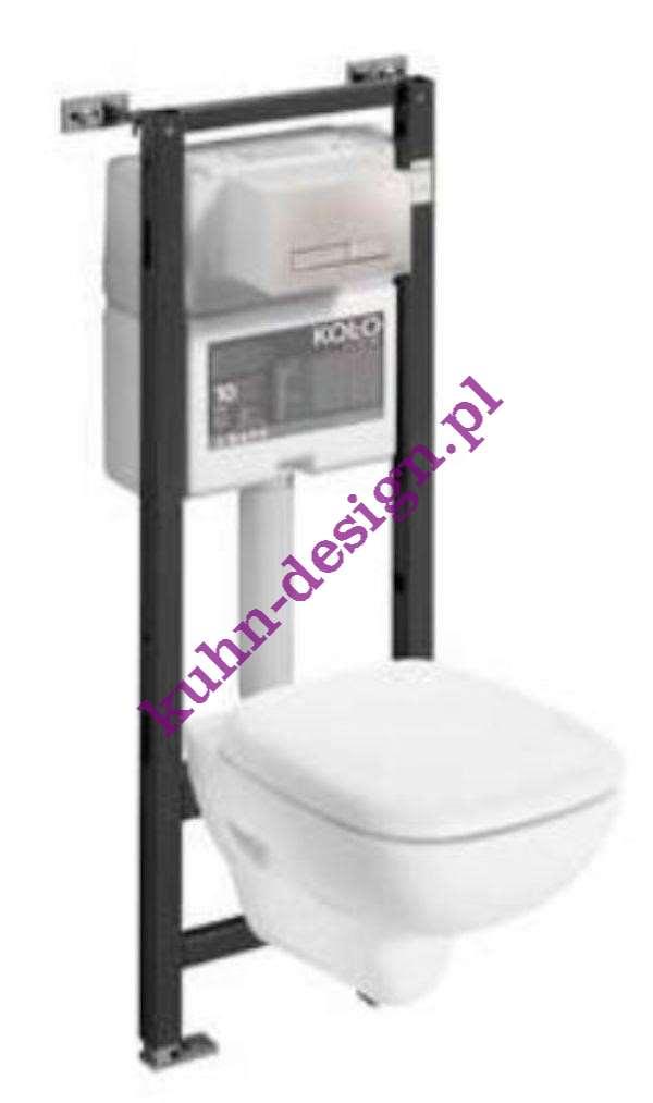 Geberit zestaw podtynkowy wc