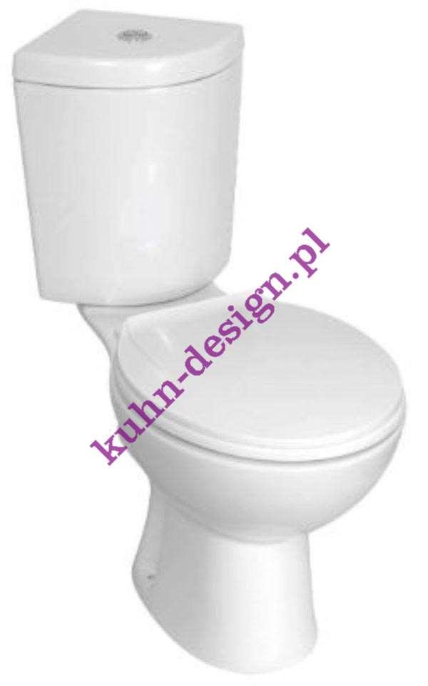 miska wc bez kolnierza